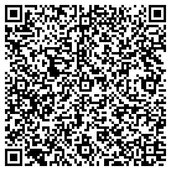 QR-код с контактной информацией организации Астана Полиграфия, АО