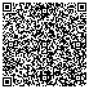 QR-код с контактной информацией организации Креатив, ИП