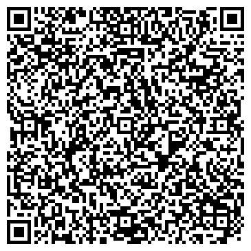 QR-код с контактной информацией организации Донна роза, магазин cпециализированный, ИП