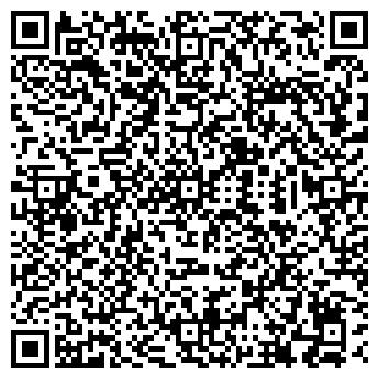 QR-код с контактной информацией организации Атинова, ИП