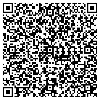 QR-код с контактной информацией организации Абенов Сергей, ИП