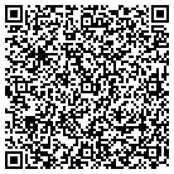 QR-код с контактной информацией организации Трестъ Абрисъ, ТОО
