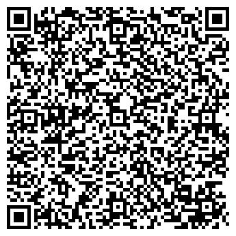 QR-код с контактной информацией организации ФлайТакс, ЧУП