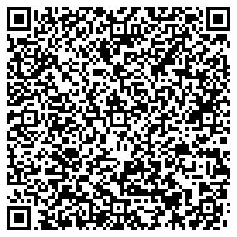 QR-код с контактной информацией организации Мега фарм, ООО
