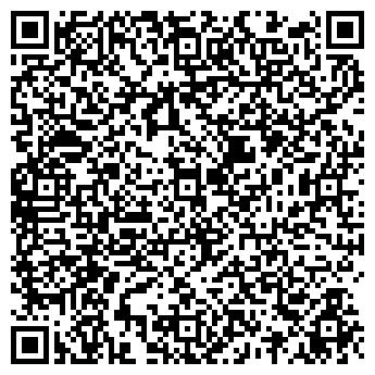 QR-код с контактной информацией организации Эстетикс, ООО