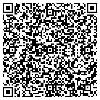 QR-код с контактной информацией организации Амадей, ООО