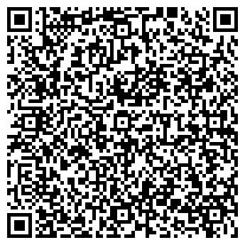 QR-код с контактной информацией организации Острова Здоровья, ООО