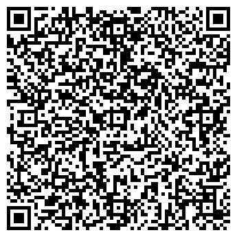 QR-код с контактной информацией организации Клиника Сана, СПД