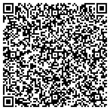 QR-код с контактной информацией организации Интертич НУ СВА, филиал