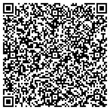 QR-код с контактной информацией организации 1 городская клиническая больница, УЗ