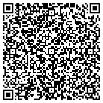 QR-код с контактной информацией организации Молодеем Красиво, ЧП