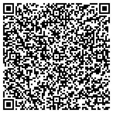QR-код с контактной информацией организации Салон красоты Остров молодости,ИП