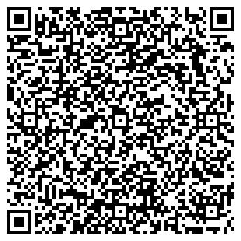 QR-код с контактной информацией организации Прораб Сервис, ЧП