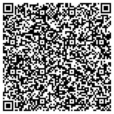 QR-код с контактной информацией организации Центр охраны труда и промышленной безопасности, ЗАО