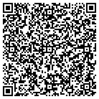 QR-код с контактной информацией организации Мультирезонанс, ООО
