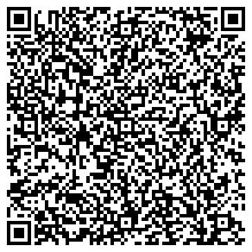 QR-код с контактной информацией организации Клуб Здоровье, ООО