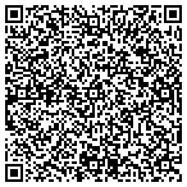 QR-код с контактной информацией организации Салон красоты Матрёшка, ЧП