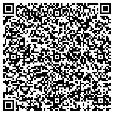 QR-код с контактной информацией организации Имидж-клуб Шоколад, ООО