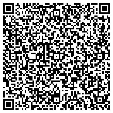 QR-код с контактной информацией организации RACHEL(салон красоты), ЧП