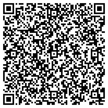 QR-код с контактной информацией организации Массажный дом Риада, ЧП