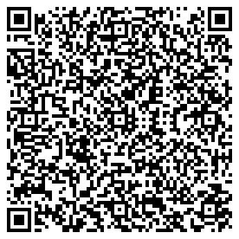 QR-код с контактной информацией организации Флорис, ЧП