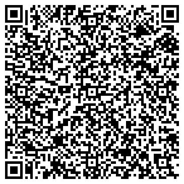 QR-код с контактной информацией организации Биопро стэм технолоджи