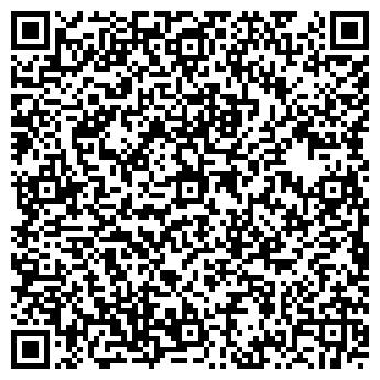 QR-код с контактной информацией организации Сенсави, ООО