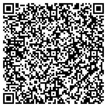 QR-код с контактной информацией организации Оазис Йога, ЧП