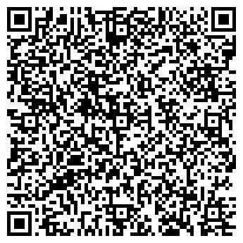 QR-код с контактной информацией организации Салон красоты Алекс, ЧП