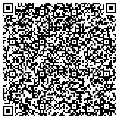 QR-код с контактной информацией организации Клиника вертеброневрологии профессора Владимира Гонгальского