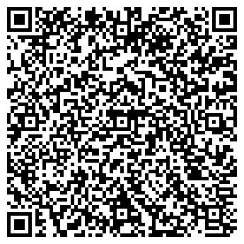 QR-код с контактной информацией организации Палац Зору, компания