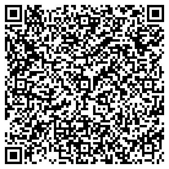 QR-код с контактной информацией организации Кнопка Життя, ООО