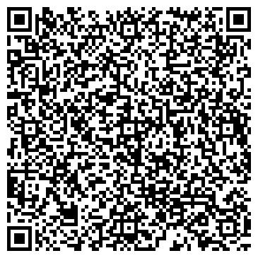 QR-код с контактной информацией организации Новый путь, Центр развития личности