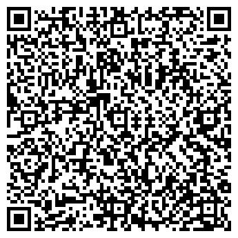 QR-код с контактной информацией организации Банк красоты, ООО