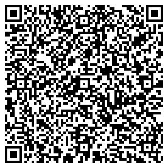 QR-код с контактной информацией организации Тетра, ООО