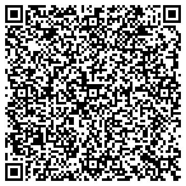 QR-код с контактной информацией организации БО Клуб Свитанок