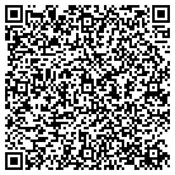 QR-код с контактной информацией организации Медиостар, ЧП