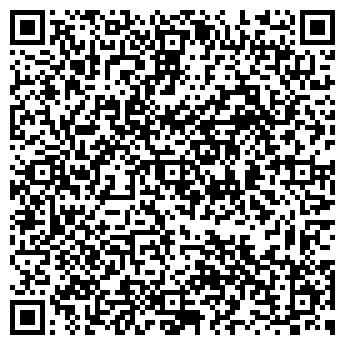 QR-код с контактной информацией организации Конфета, ООО