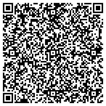 QR-код с контактной информацией организации Лоран салон, ЧП