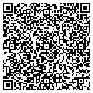 QR-код с контактной информацией организации FLUIDS