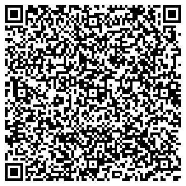 QR-код с контактной информацией организации Школа красоты Оксаны Литвиненко, ЧП