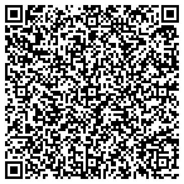 QR-код с контактной информацией организации ВБО Всеукраїнська мережа ЛЖВ
