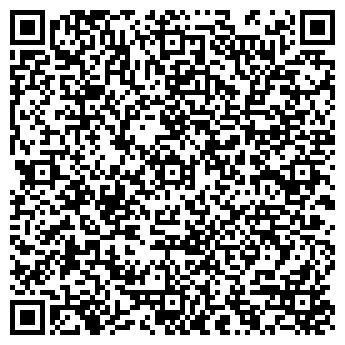 QR-код с контактной информацией организации Интерскул, ИП