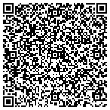 QR-код с контактной информацией организации Салон красоты Айма, ИП