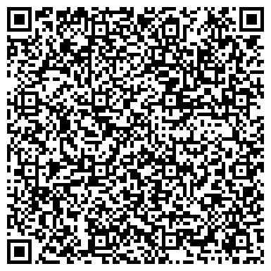 QR-код с контактной информацией организации Салон красоты волшебница, ТОО