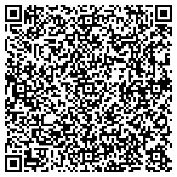 QR-код с контактной информацией организации Клиника Данель, АО