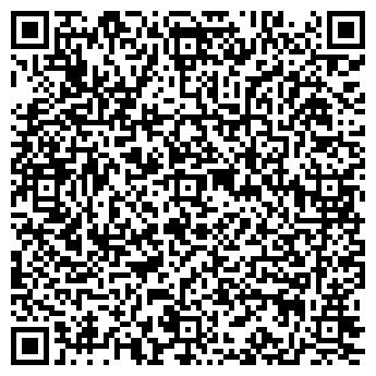 QR-код с контактной информацией организации Центр красоты Sakyra