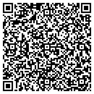 QR-код с контактной информацией организации Денас, ИП