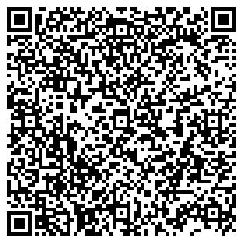 QR-код с контактной информацией организации Колибри (Салон), ИП