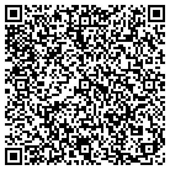 QR-код с контактной информацией организации Мир природы, ИП